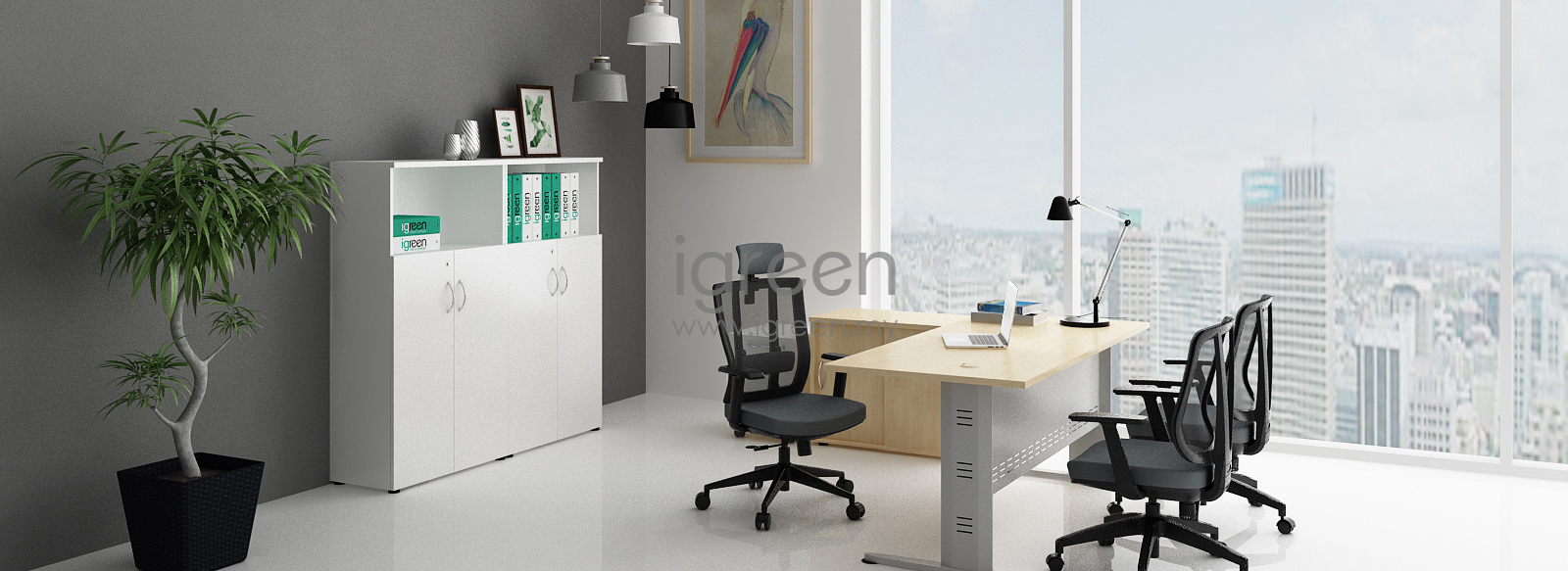 Paraline banner_executive room